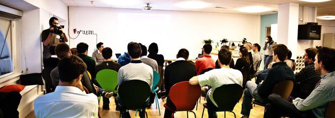 AKM3 beim Startup Camp Berlin 2012