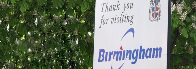 Internet Retail Expo in Birmingham