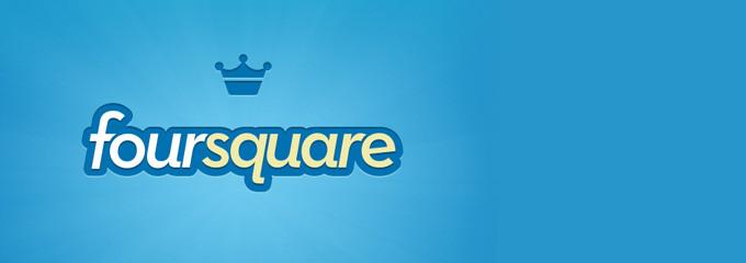 Foursquare – ich höre auf