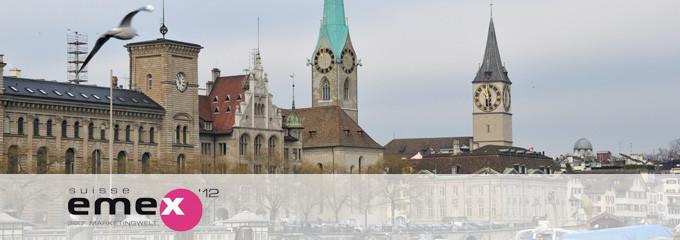 AKM3 auf der SuisseEMEX 2012