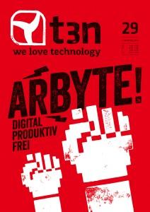 t3n Cover Ausgabe 29