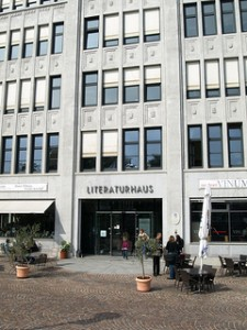 Literaturhaus Stuttgart