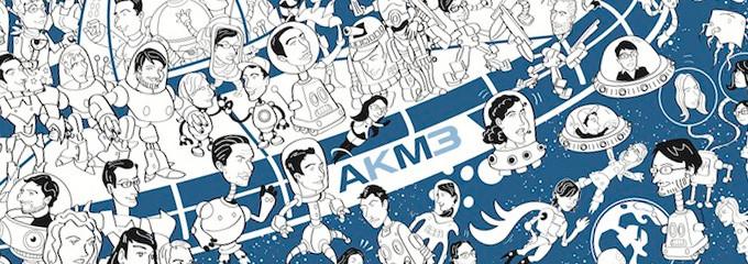 Das aktuelle AKM3-Wimmelbild