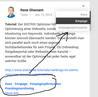 google-plus-eigene-tags