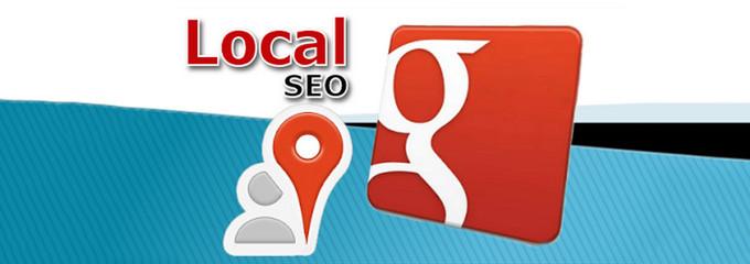 lokale Suche bei Google