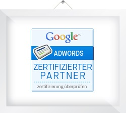 AdWords zertifizierter Partner
