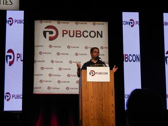 Matt Cutts Pubcon