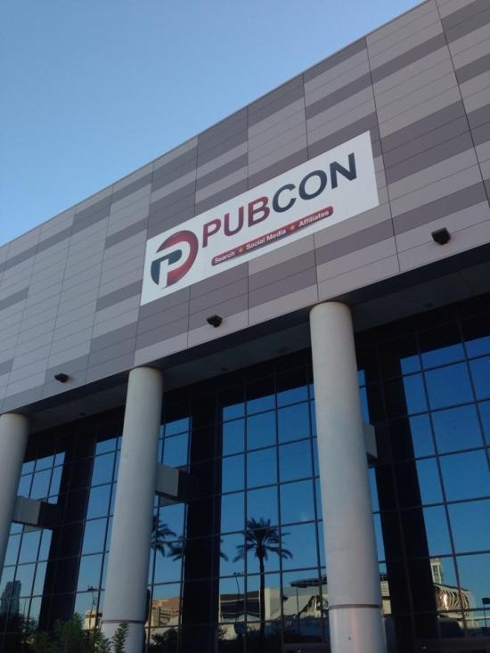 Pub Con Logo Convention Center