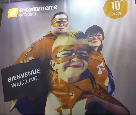 e Commerce Paris 2013