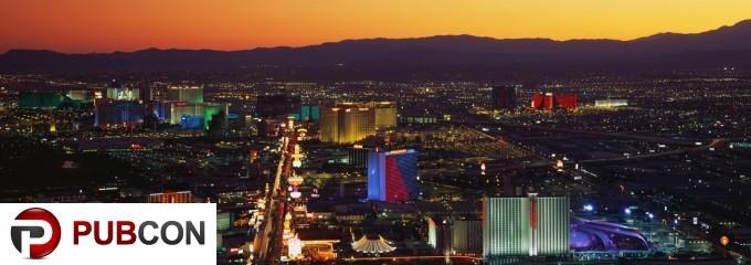 Pubcon in Las Vegas