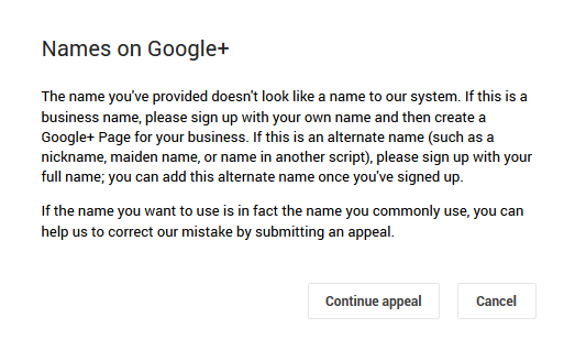 regelungen-namen-googleplus profilnamen