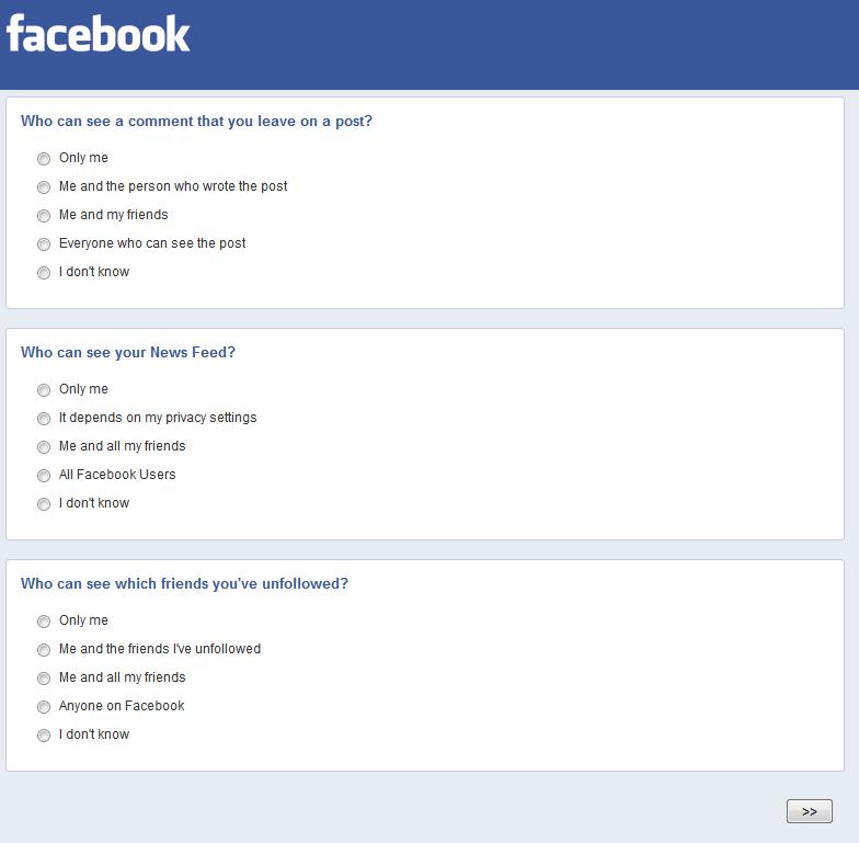 Facebook-Erkennbarkeit-Werbung