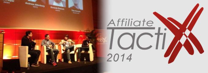 Affiliate Tactixx 2014