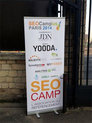 SEO Campus Banner