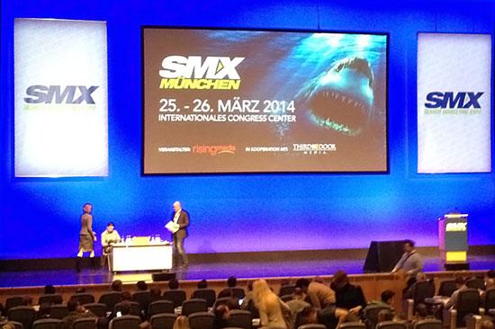 SMX München 2014 Konferenz