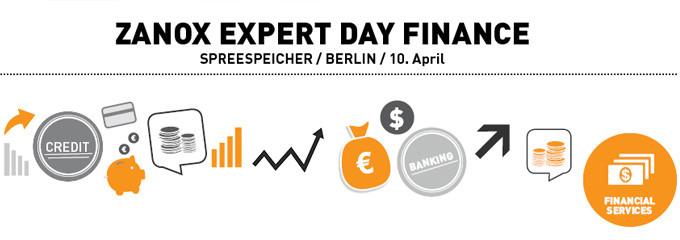 Zanox Expert Day Finance