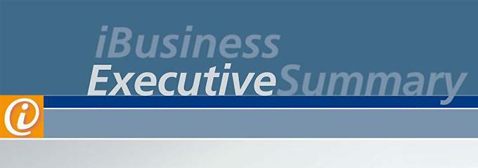 iBusiness Executive Summary