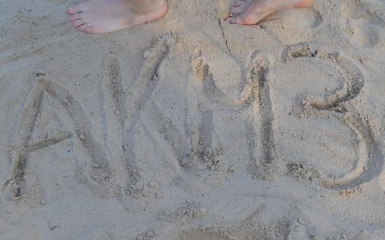 AKM3 Beach Volleyball
