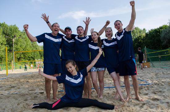AKM3 Beachvolleyball Team