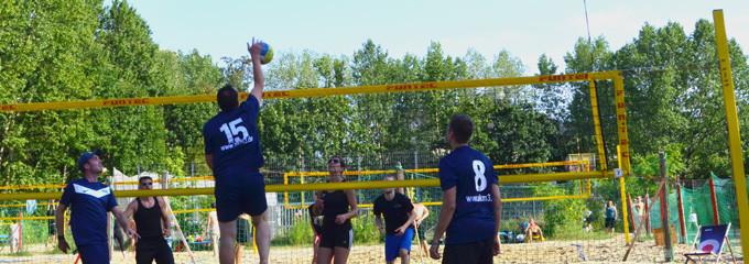 AKM3 Beachvolleyball Cup