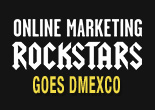 Online Marketing Rockstars dmexco