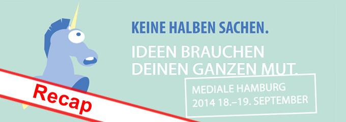 AKM3 Mediale Hamburg 2014