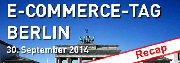 E-Commerce-Tag Berlin