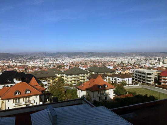 Tecomm Panorama