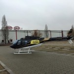Marketing Rockstars Helikopter