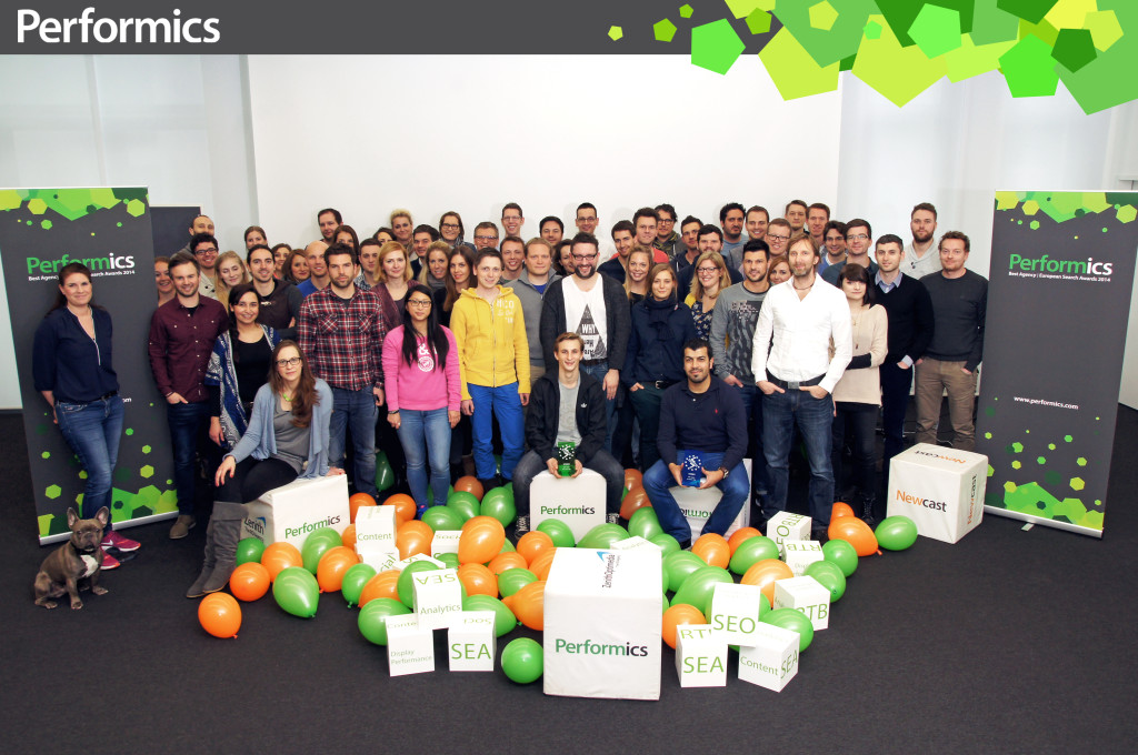 Performics Team Düsseldorf
