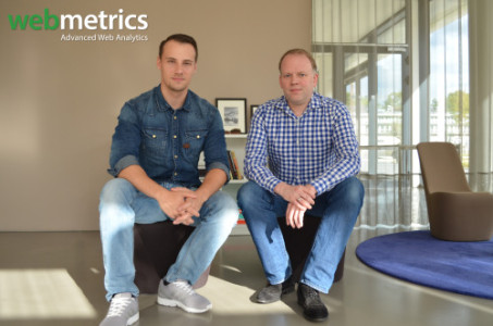 Webmetrics Gründer