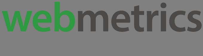 webmetrics Logo