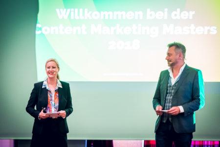 Carmen Hentschel und Alex Wunschel auf der CMM 2018