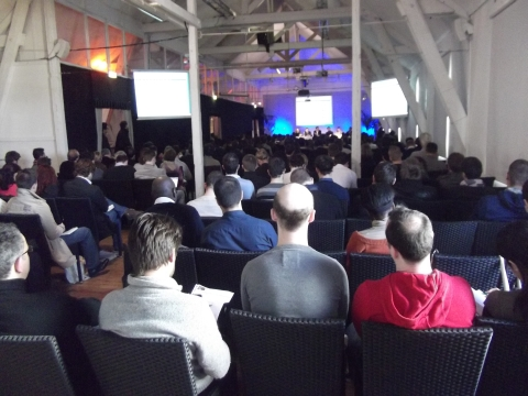AKM3 beim SEO Campus 2012 in Paris