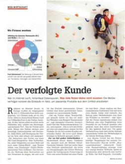 Andre im Focus Artikel