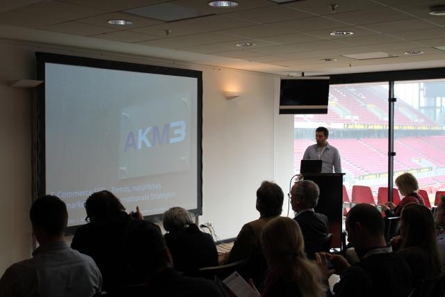AKM3 beim Hitmeister e-Commerce Day 2012