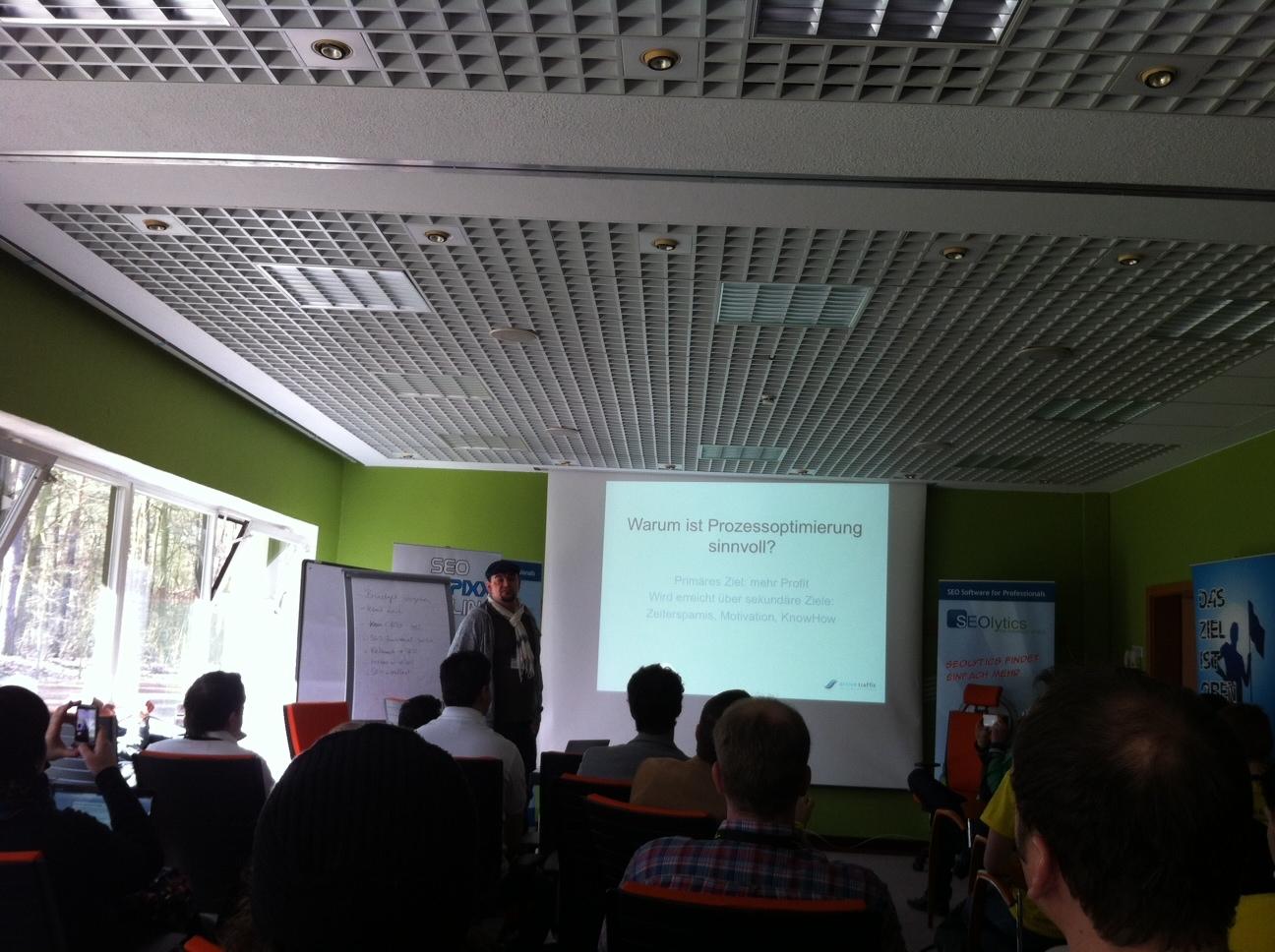 Nicolas Sacotte Agentur activetraffic aus Hamburg