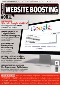 WebsiteBoosting Ausgabe 8