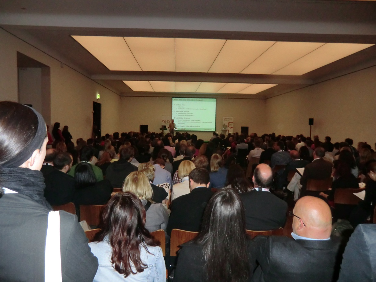 DMX Austira Wien 2012 Vortrag