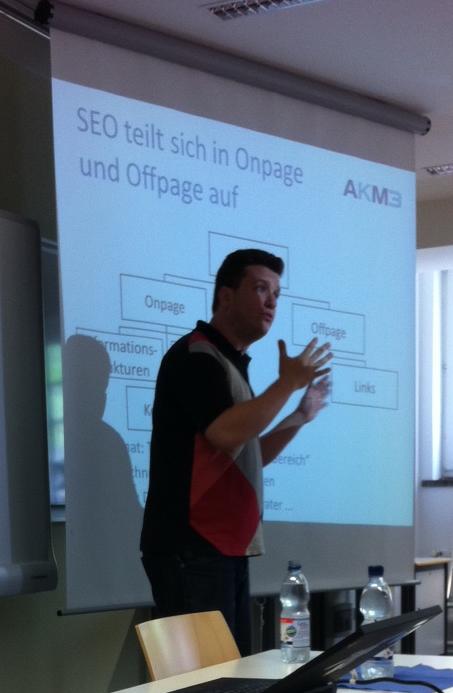 Andres Vortrag HHL Leipzig