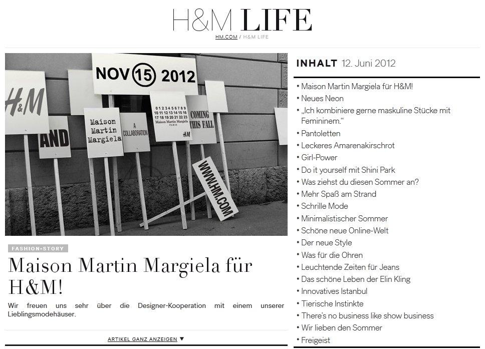 H&M News