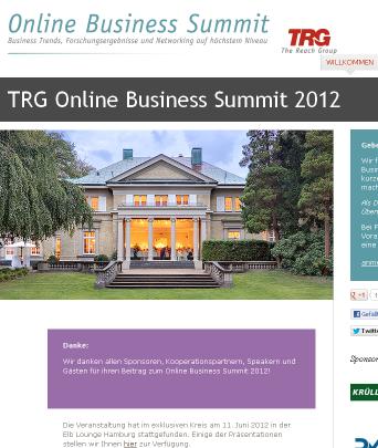Online Business Summit SEO International