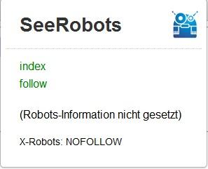 Seerobot Meta Information