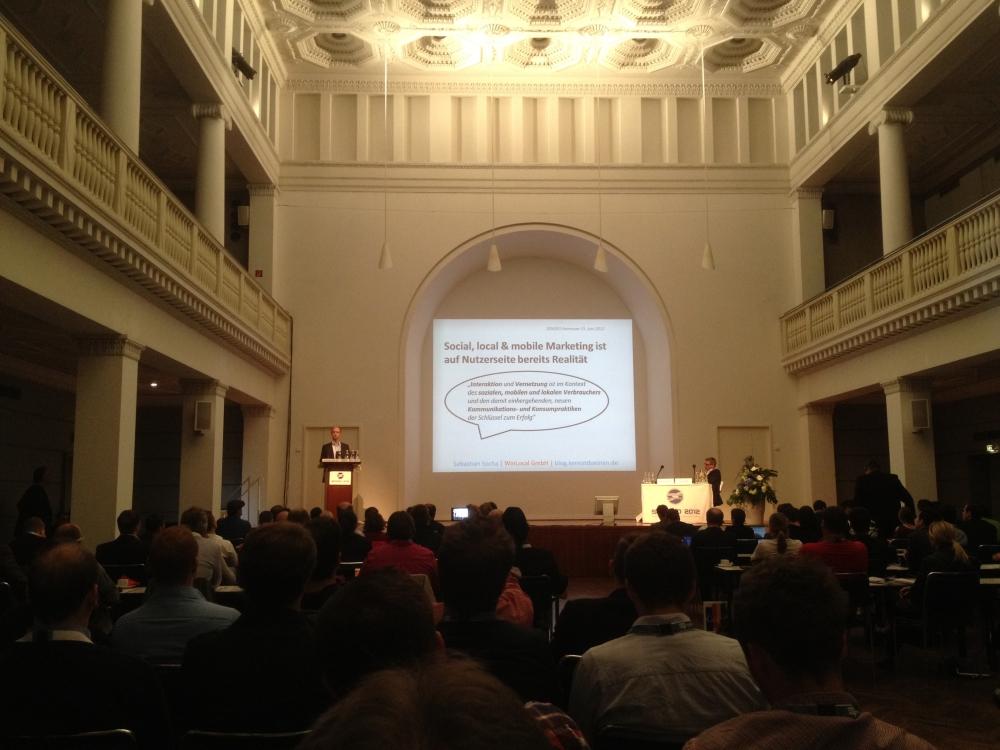 SEMSEO 2012 Vortrag