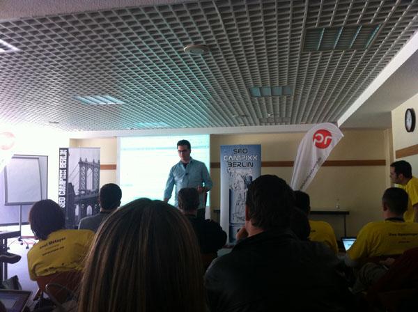 Yoast Campixx 2012